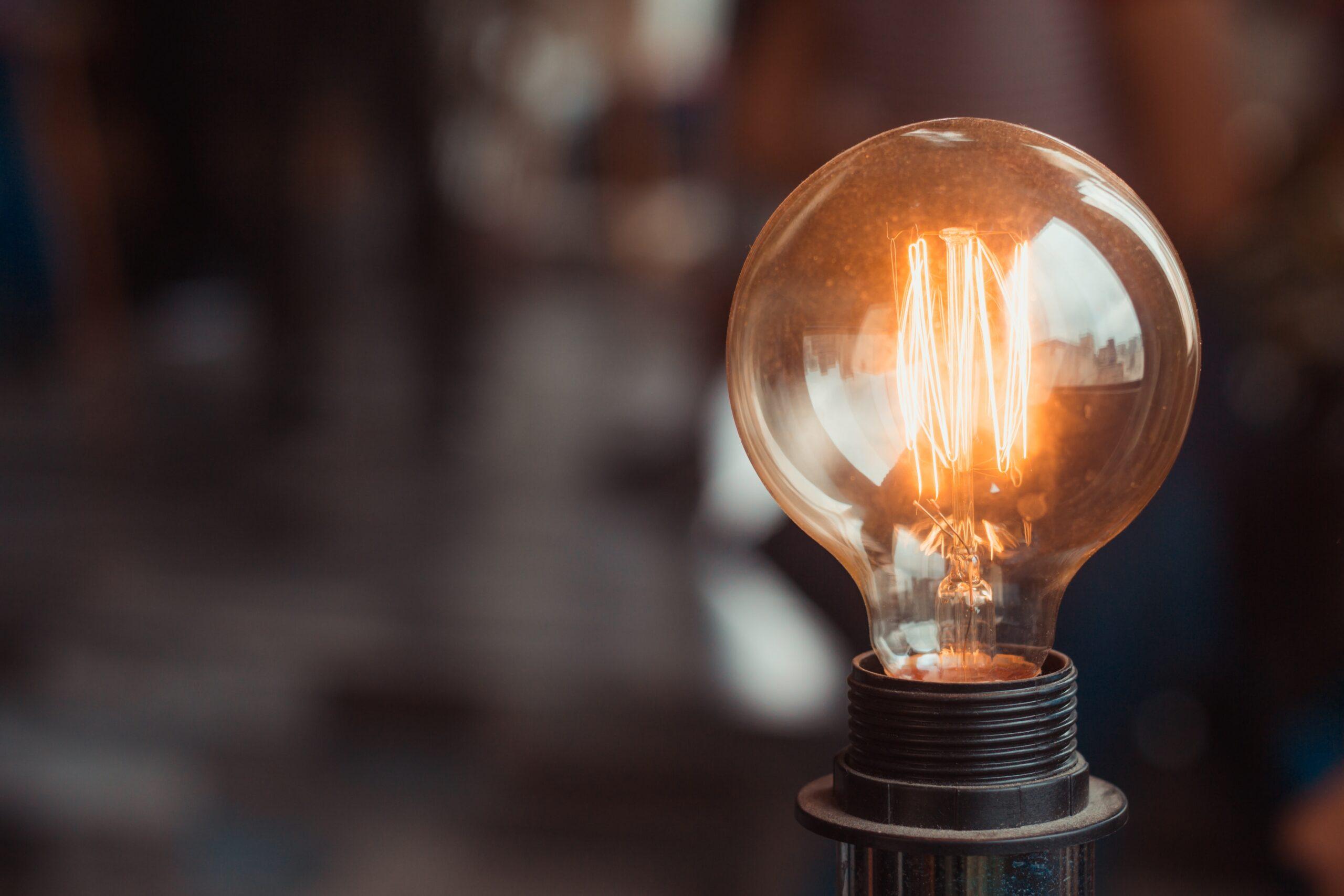 Image of an LED Light