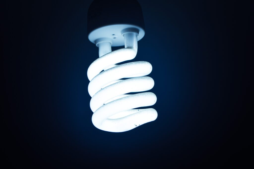 Image of an LED light.