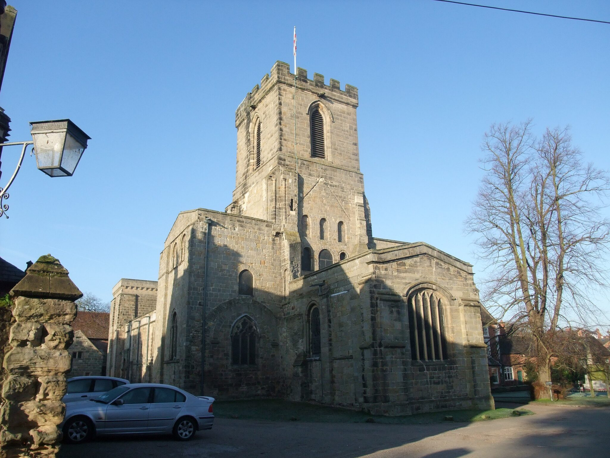 Image of St Michael & St Mary Church